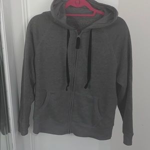 Authentic Gucci Reworked Zip Hoodie